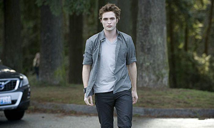 ''Twilight - New Moon'' mit Robert Pattinson