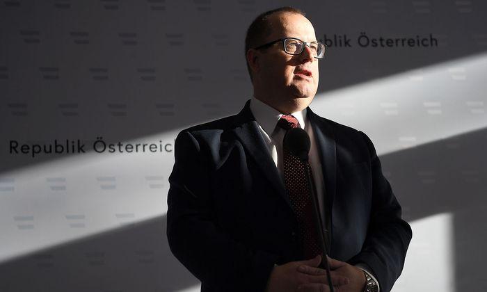 Archivbild: Ex-FPÖ-Staatssekretär im Finanzressort