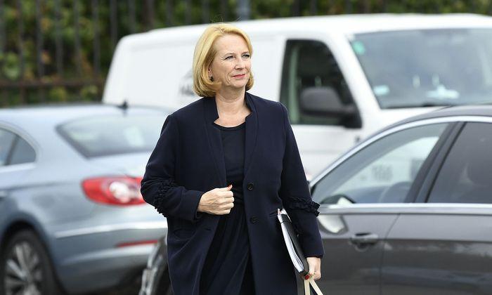 Die zweite Nationalratspräsidentin Doris Bures (SPÖ)