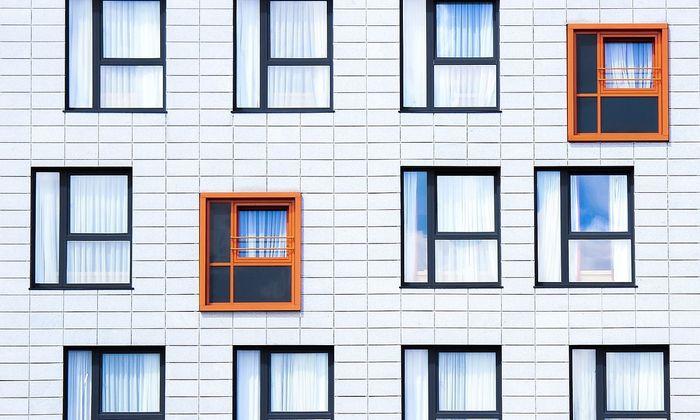 Eigentumsanteile an einem Haus werden nach dem Nutzwert berechnet.