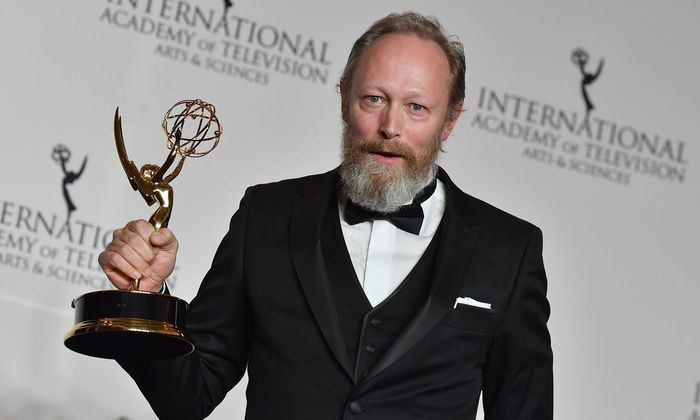 US-ENTERTAINMENT-TELEVISION-INTERNATIONAL-EMMY-AWARDS