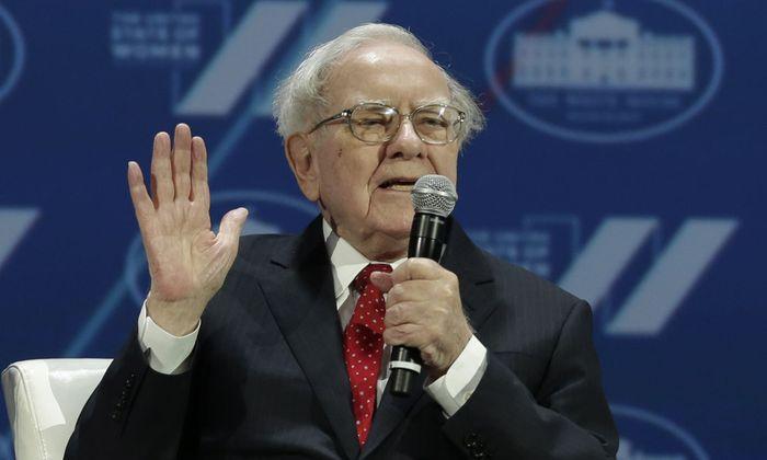 Der 87-jährige Warren Buffett steht seit über 50 Jahren an der Spitze von Berkshire Hathaway
