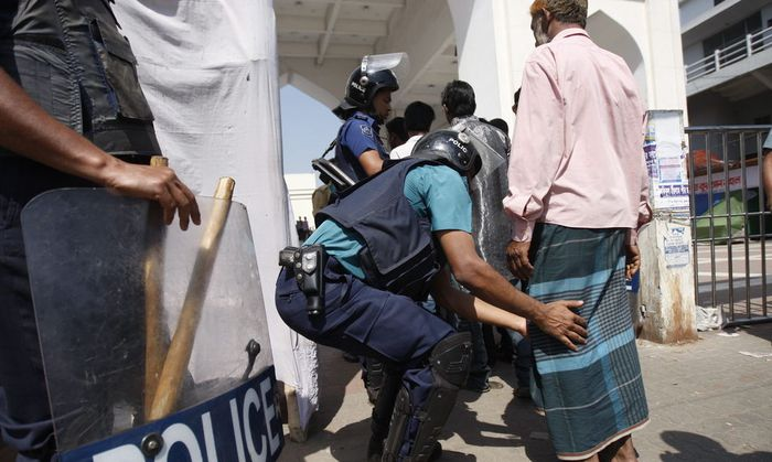 BANGLADESH POLITICS VIOLENCE