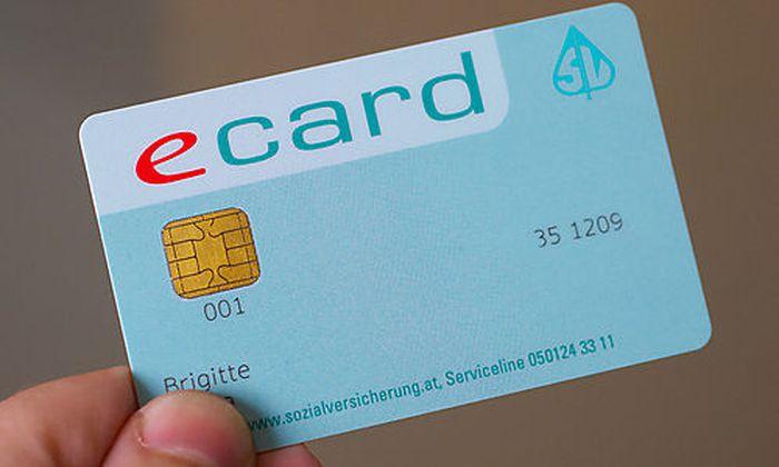 e-Card Betrug