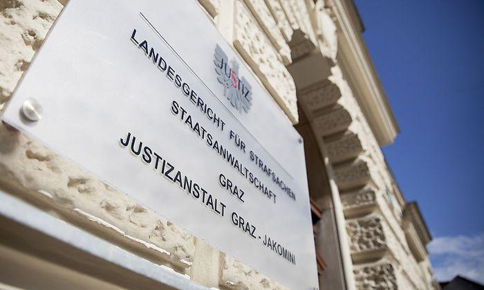 Archivbild: Justizanstalt Graz-Jakomini
