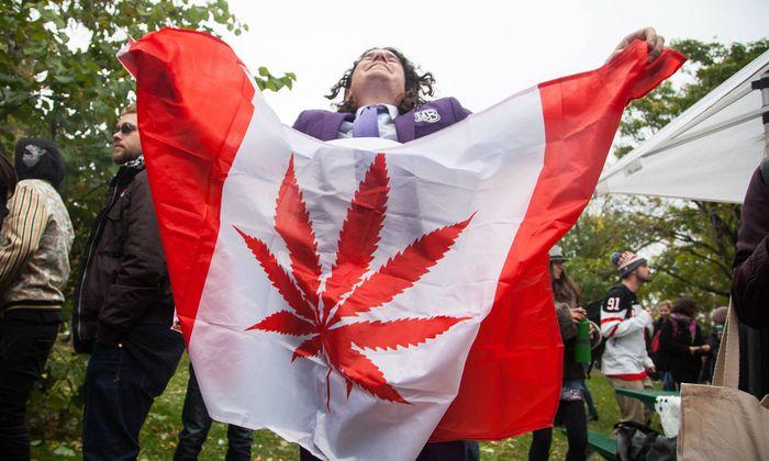 Die Legalisierung von Cannabis in Kanada hat einen Hype ausgelöst. Als es dann soweit war, verkauften die Anleger aber.