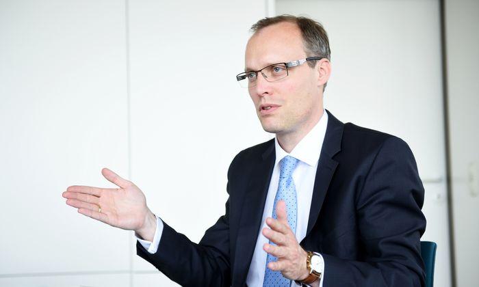 Noch-Hauptverbandschef Alexander Biach.