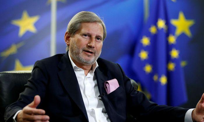 Johannes Hahn gilt als der prominenteste Fürsprecher eines offiziellen Abbruchs der Beitrittsverhandlungen mit der Türkei