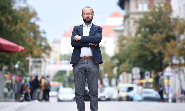 Ex-Bundesgeschäftsführer Max Lercher