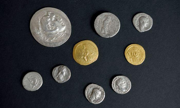 Antike Münzen sind weitverbreitet, dafür aber auch für Einsteiger erschwinglich.