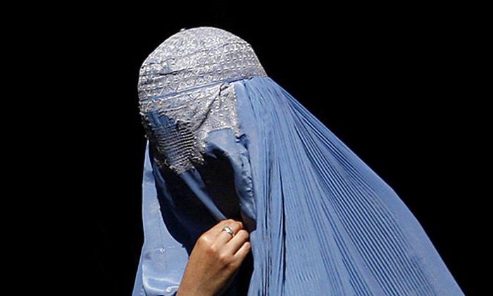 Frankreich Resolution gegen Burka