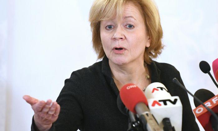 """""""Schreiben Sie mit?!"""" Susanne Wiesinger will ihre Botschaften auch als neue Ombudsfrau im Bildungsministerium weiterverbreitet wissen."""