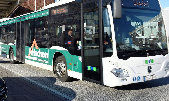 Städte müssen den Ausstoß ihrer Bus-Flotte ebenfalls in den Griff bekommen.