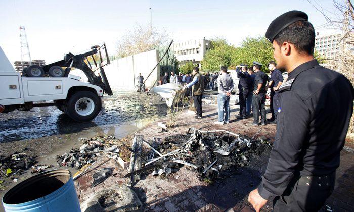 IRAQ ERBIL BOMBING