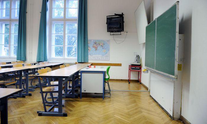 Symbolbild Klassenzimmer