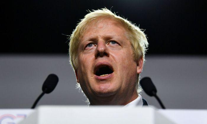Boris Johnson zeigt sich erneut unnachgiebig
