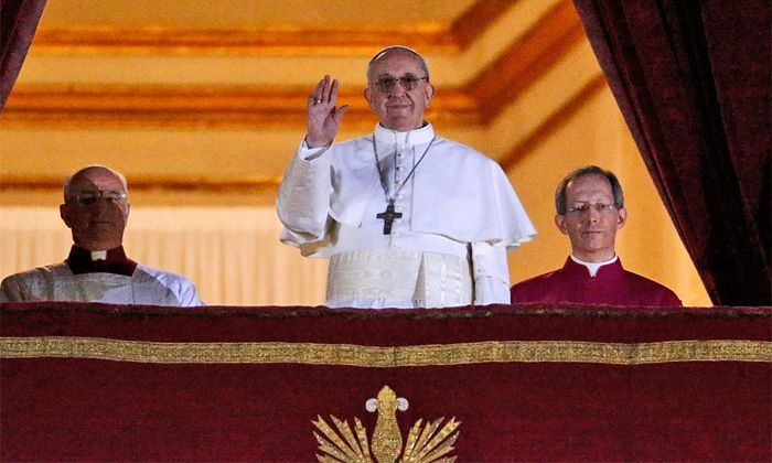 Franziscus Argentinier Bergoglio neuer