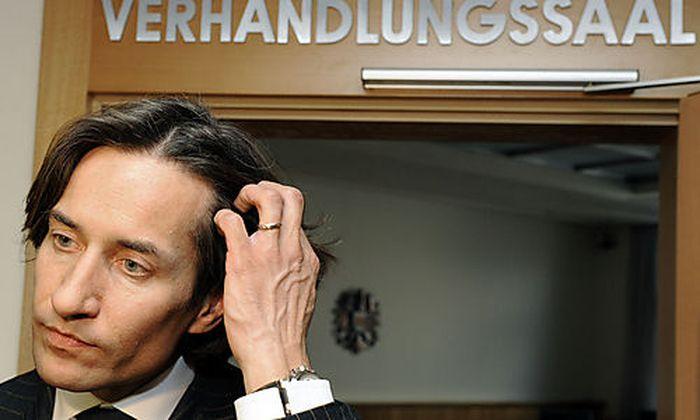 Neuer Verdacht gegen Grasser: Falsche Zeugenaussage?
