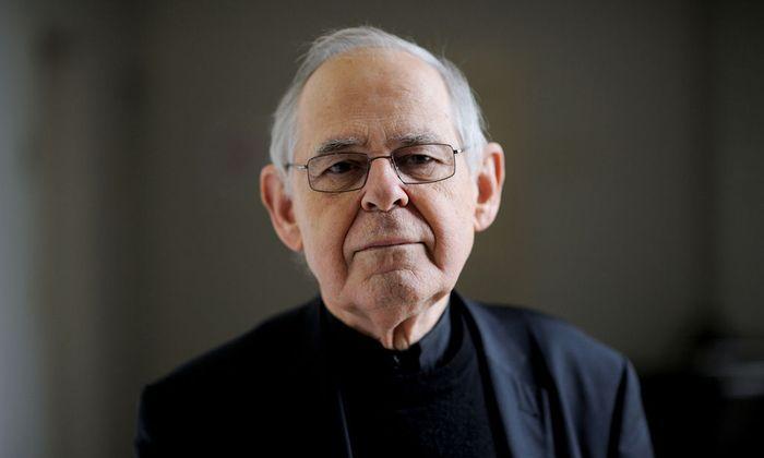 Wolfgang Pucher, Pfarrer von St. Vinzenz in Graz und Kopf der Vinziwerke für Obdachlose und Bettler.