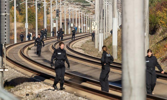 Verdaechtiger nach Stahlseil-Vorfall auf ICE-Strecke festgenommen