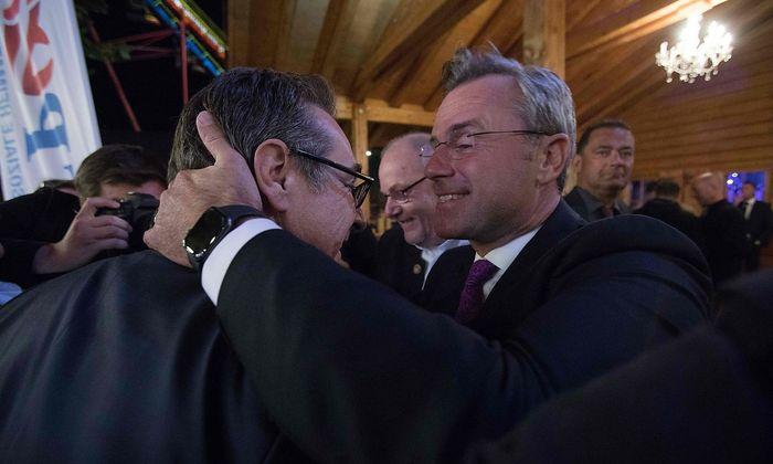 AUSTRIA-POLITICS-PARTIES-FPOE