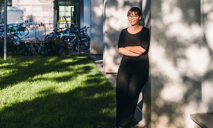 Viktoria Ritter ist Universitätsassistentin und Doktoratsstudentin an der TU Wien.