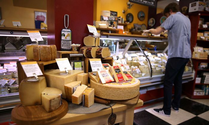US-U.S.-PROPOSES-TARIFFS-ON-EU-PRODUCTS-SUCH-AS-CHEESE,-OLIVE-OI