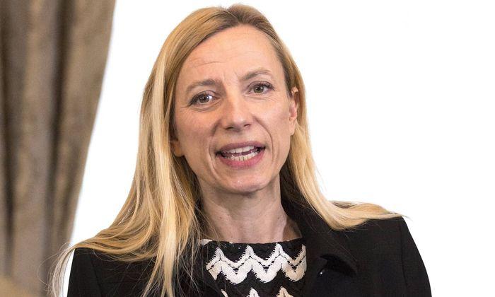 Familienministerin Juliane Bogner-Strauß (ÖVP)