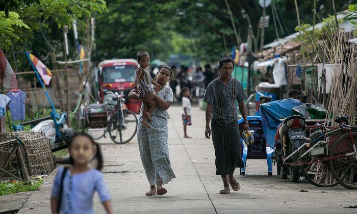 Burma ist ein armes Land. Dennoch wird dort häufig gespendet. Doch unter den großzügigsten Nationen finden sich auch wohlhabende Länder wie die USA.