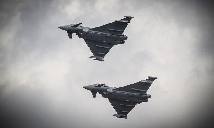 """Der derzeit laufende Untersuchungsausschuss zu den Zahlungsflüssen bei Ankauf der Kampfjets Eurofighter Typhoon will """"sämtliche Akten und Unterlagen"""" von der Finanzprokuratur."""