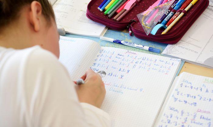 Die Zahl der Deutschklassen in ganz Österreich ist seit Schulstart kleiner geworden.