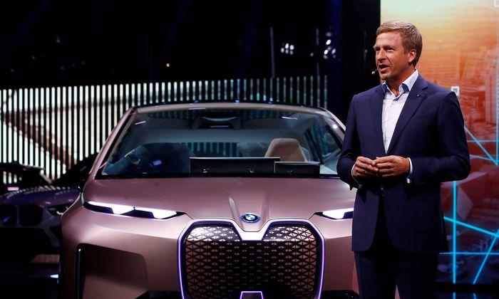 BMW-Chef Oliver Zipse