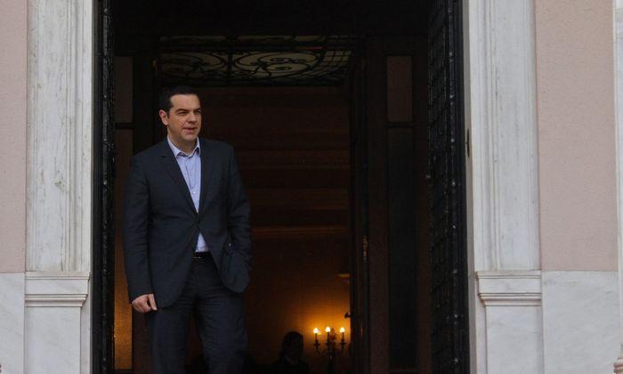 GREECE ECONOMY DIPLOMACY