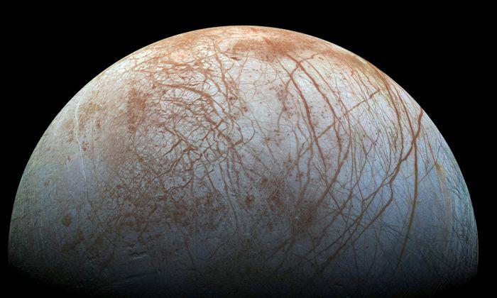 Jupiter-Eismond Europa, ein Hort des Lebens?