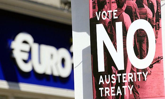 Iren stimmen ueber europaeischen