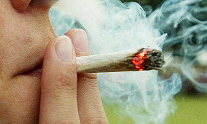 Symbolbild Marihuana