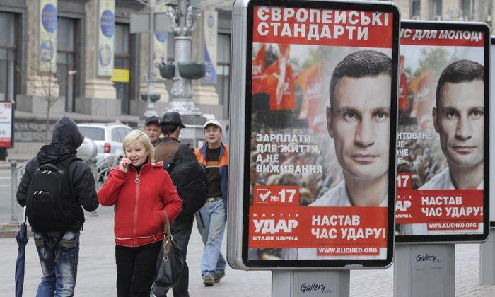 Vitali Klitschkos schwierigster Kampf
