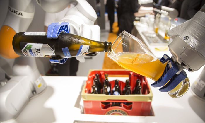 Roboterhersteller Kuka: deutsches Knowhow in chinesischem Besitz