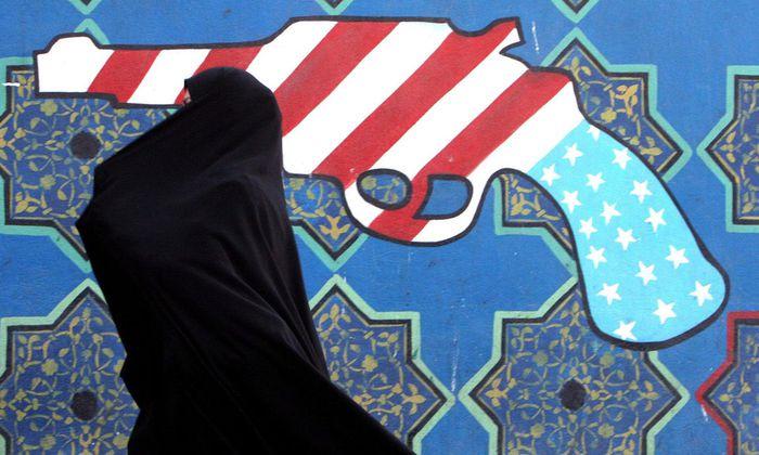 Iran: Pretty in Teheran