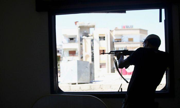 Wenn USA und Europa al-Qaida-Kämpfern in Syrien Feuerschutz geben