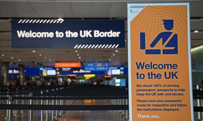 Großbritannien plant neue Einwandungsregelungen