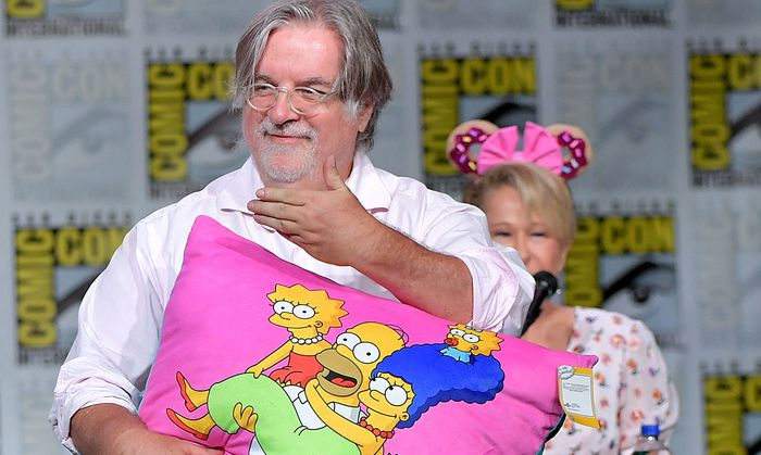 US-2019-COMIC-CON-INTERNATIONAL---´THE-SIMPSONS´-PANEL