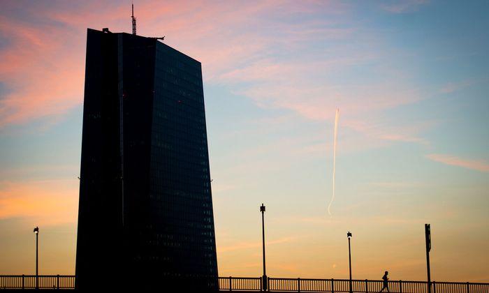 Der EZB bereiten auch die steigenden Wohnimmobilienpreise Kopfzerbrechen.