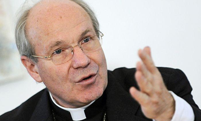 Rosenkranz fuer Kardinal Schoenborn