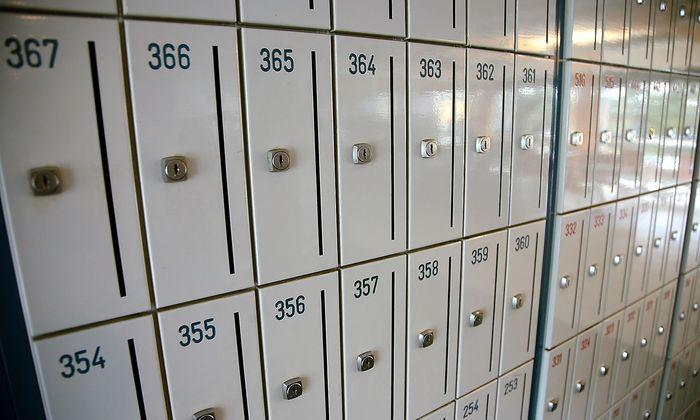 Hausbriefkasten