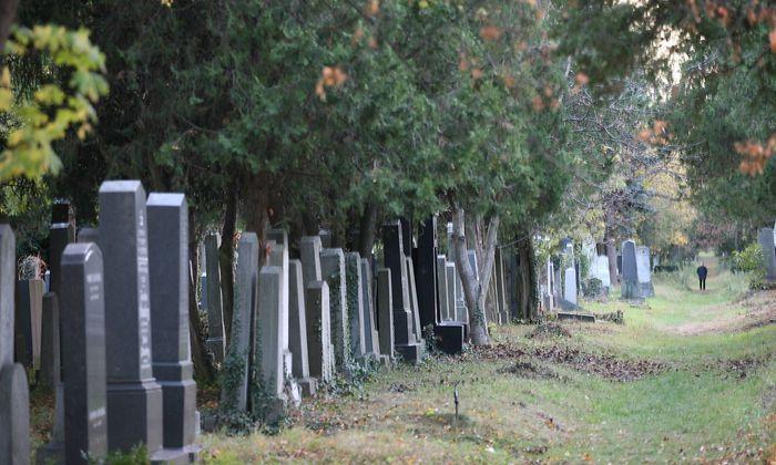 Archivbild vom Wiener Zentralfriedhof