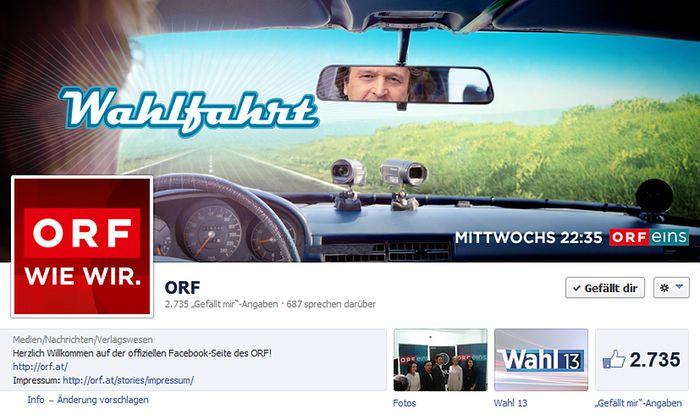 verbietet erneut FacebookAuftritte