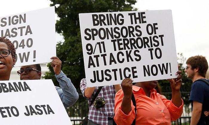 Erste US-Amerikanerin klagt Saudi-Arabien wegen 9/11