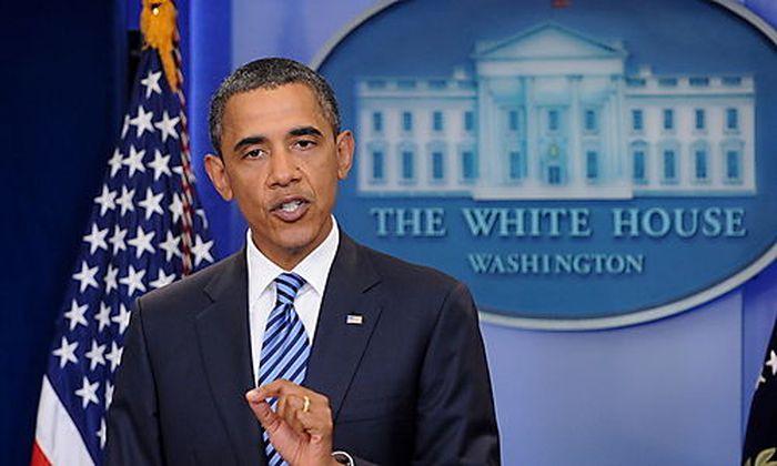 Präsident Obama macht Druck im Schuldenstreit