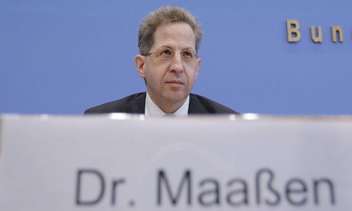 Hans-Georg Maaßen zweifelt an Informationen über Hetzjagden.